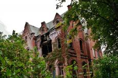 Wyndcliffe, the abandoned mansion