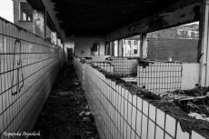 L'usine abandonnée de Bilbao