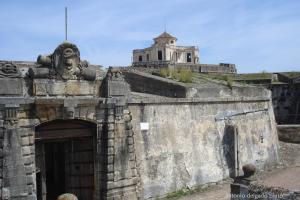 Forte de Nossa Senhora da Graça : fortress Our Lady of Grace