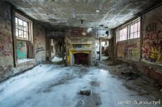 Le sanatorium abandonné de Saratoga